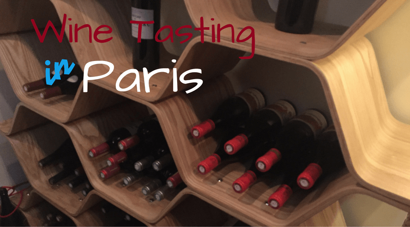Wine Tasting in Paris