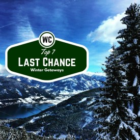 Top 7 Last Chance Winter Getaways