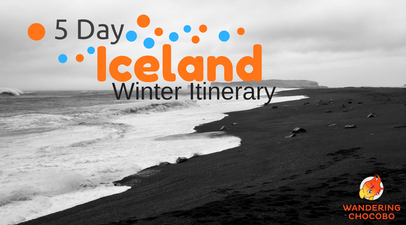 Iceland Winter itinerary and tips for winter travel in Iceland