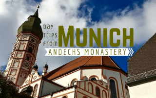 Day Trip From Munich To Andechs Monastery and Brewery
