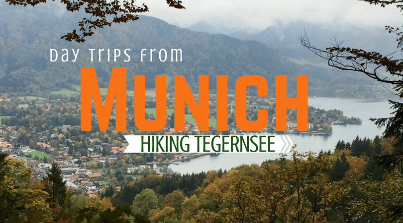 Munich to Tegernsee Hiking the German Alps