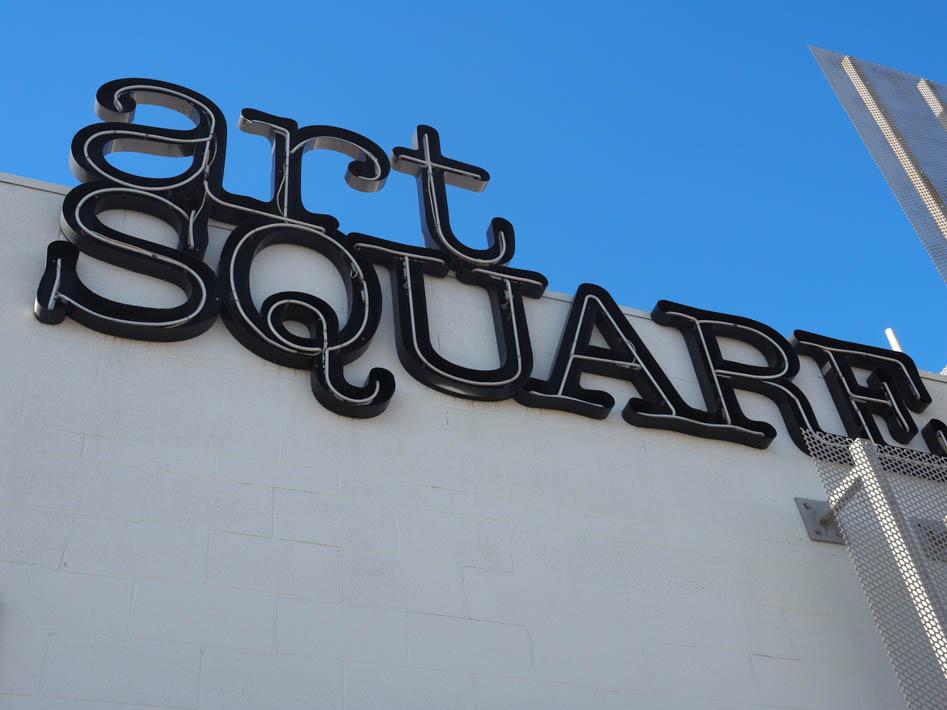 Art Square Las Vegas Hipster Guide