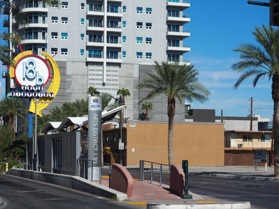 Art District in Las Vegas hipster guide