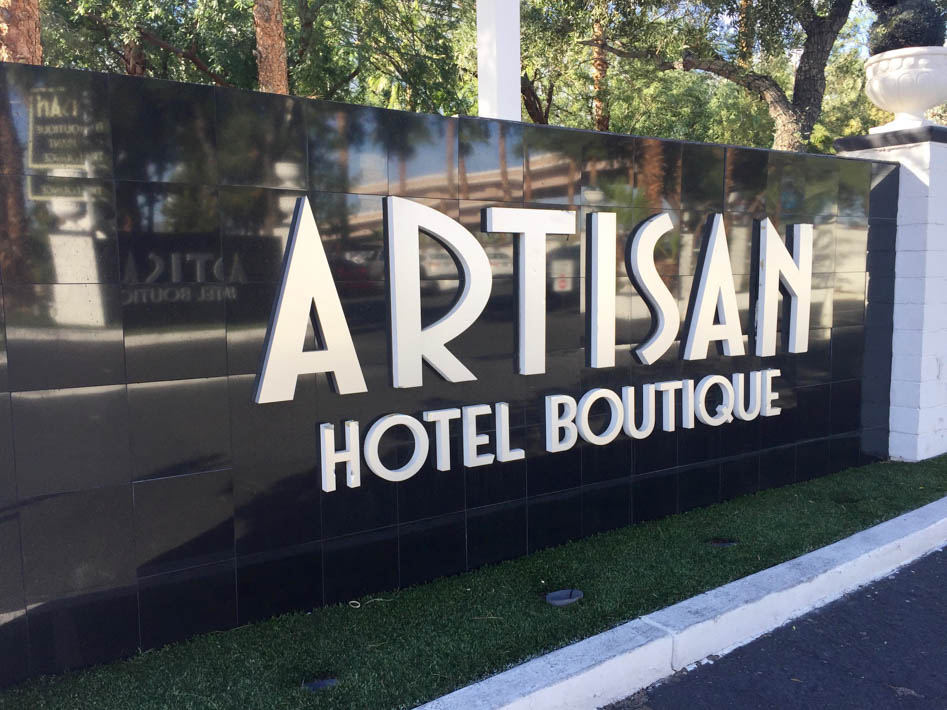 Las Vegas Boutique Hotels