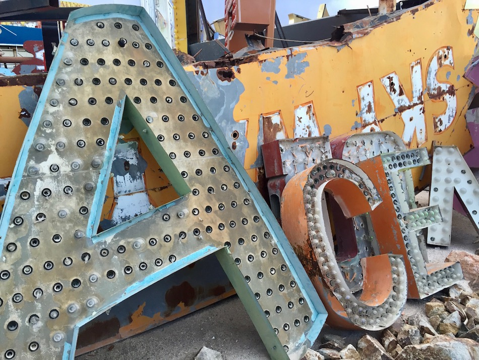 Las Vegas Neon Museum Geek Things to Do
