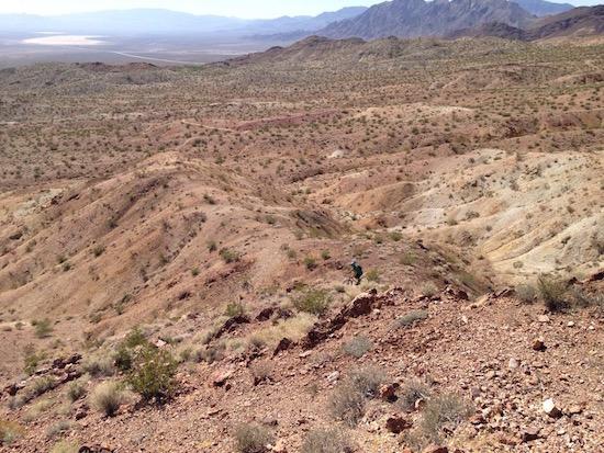 Outdoor Activities in Las Vegas Mountain Biking Bootleg Canyon