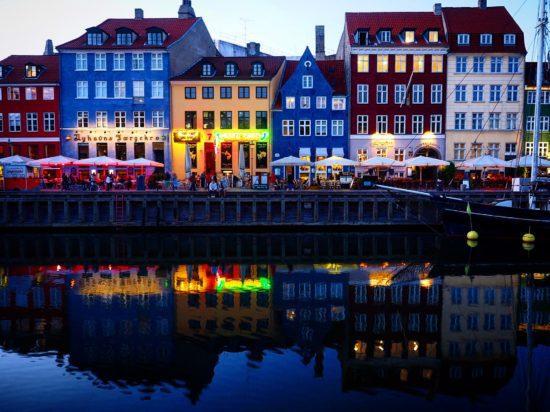 Copenhagen Nyhavn Denmark Wandering Chocobo
