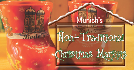 Munich's Non-traditional Christmas Markets