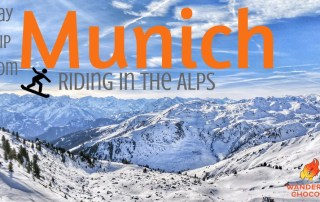 Ski and Snowboard in the Alps Day Trip from Munich