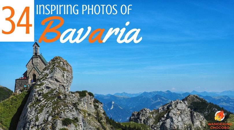 Photos Inspire Visit Beautiful Bavaria Germany