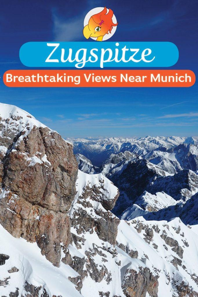 Munich to Zugspitze Breathtaking Views Near Munich