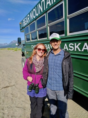 what to wear on alaska bear viewing tour