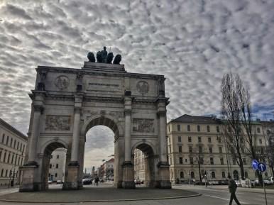 Siegestor Gate in Munich, find the best neighborhoods for nightlife in Munich.