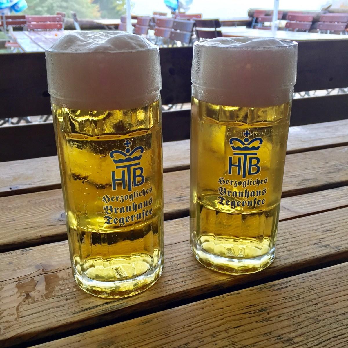 Tegernsee Beer Munich's best local beers.