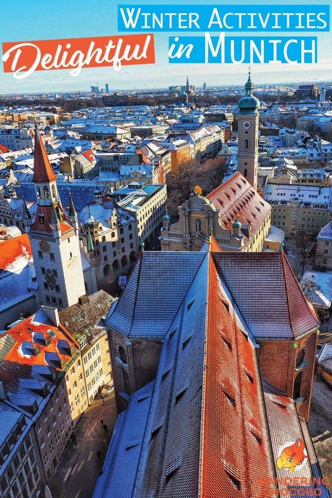 Exciting things to do during the Winter in Munich, Germany
