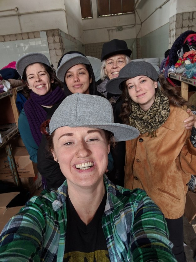 Samos Volunteers. Volunteering in a refugee camp in Europe.