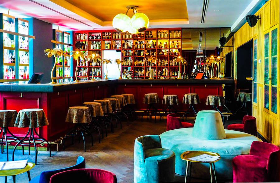 Boilerman Bar Munich Germany 25Hours Hotel