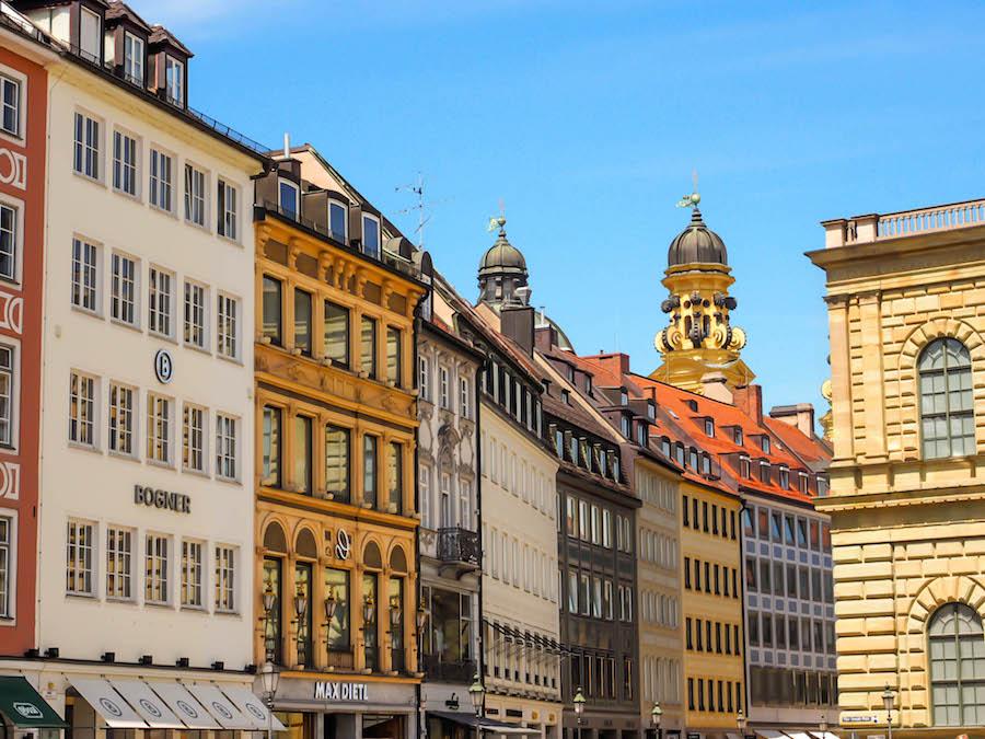 Munich Germany architecture