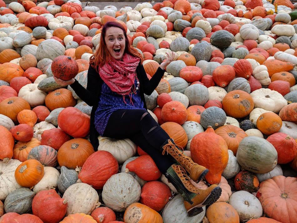 World's largest pumpkin festival in Germany