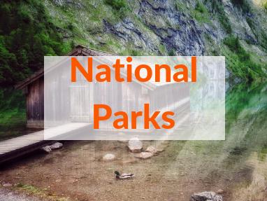 German National Parks