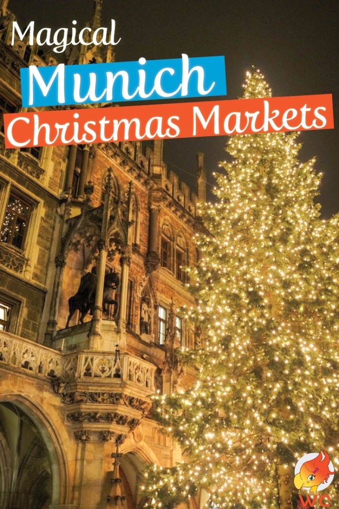 Explore the magical Christmas Markets in Munich, Germany and plan your ultimate winter holiday in Munich. Find the best Christmas markets in Munich, what Christmas food to eat, what holiday drinks to drink, where to stay, other Christmas activities and even learn how to say Merry Christmas in German. Munich is the best place in Germany for Christmas markets.