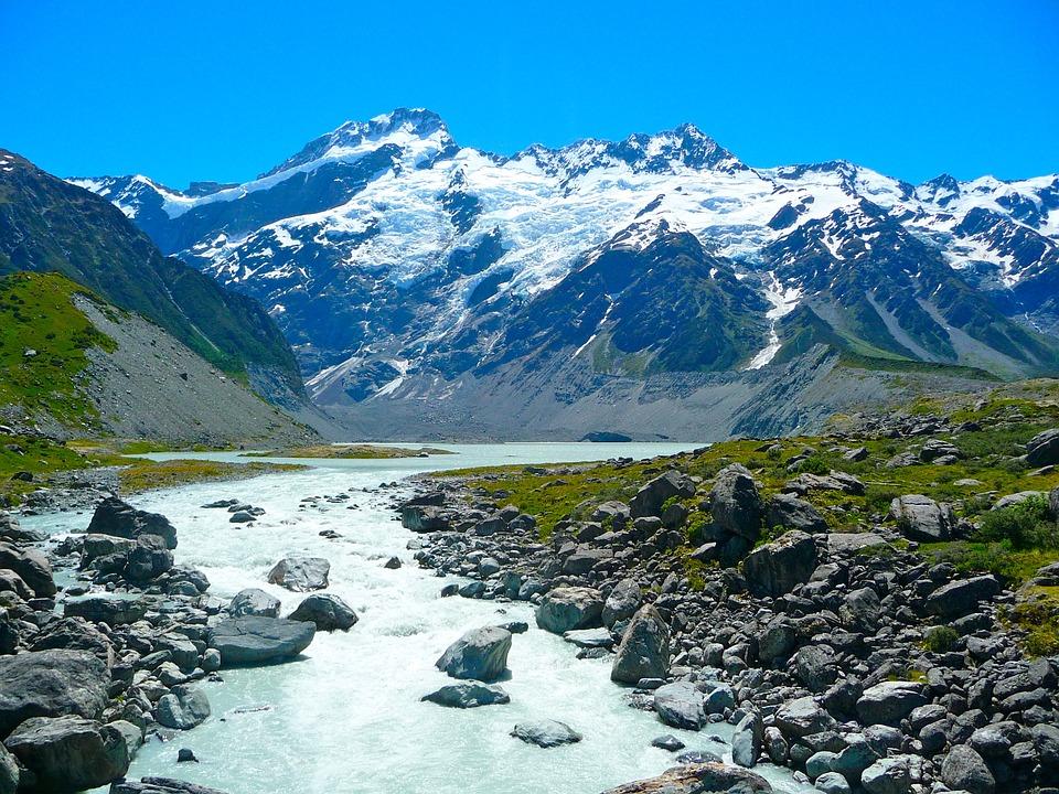 Mount Cook Traverse Journeys