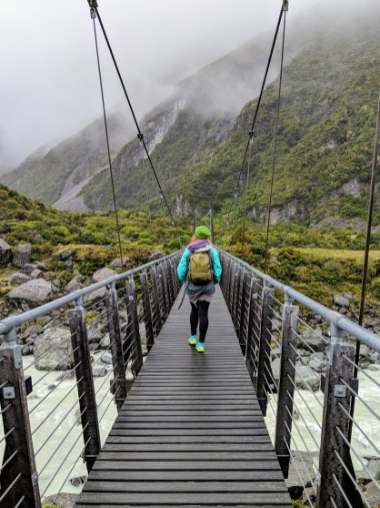 What to pack for hiking in New Zealand