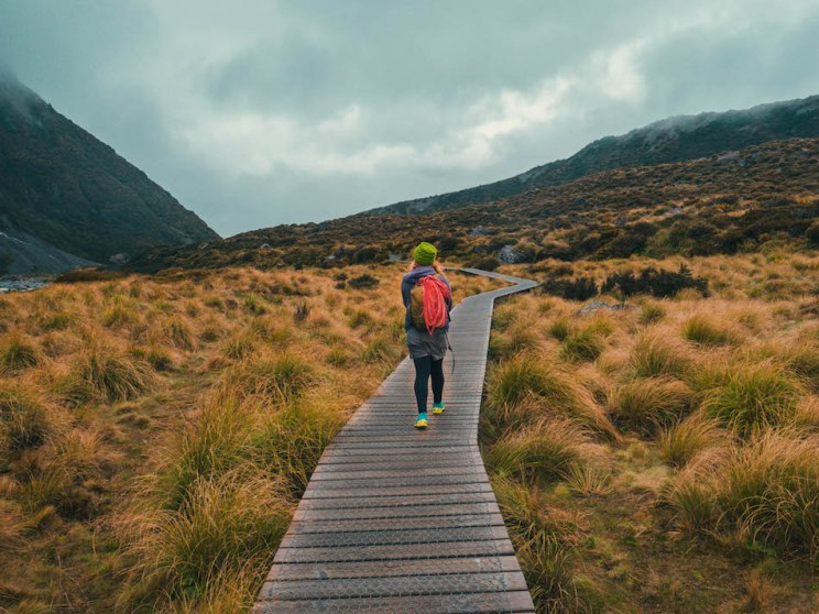 What to wear hiking in New Zealand