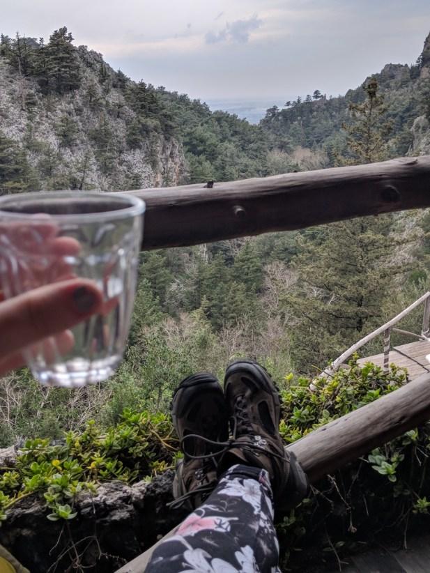 Samos Greece Hike