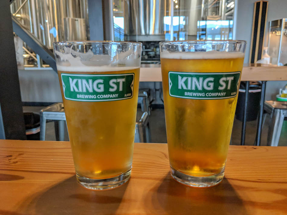 alaskan craft beer King Street
