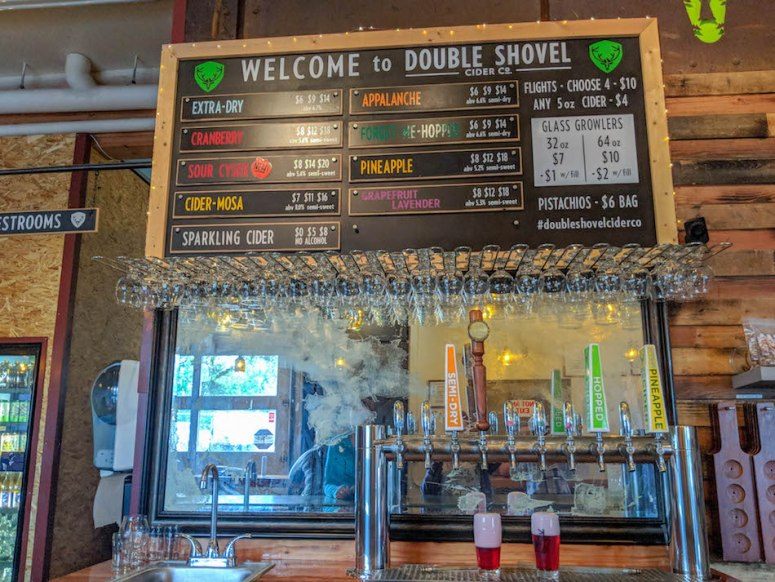 Double Shovel Anchorage Alaska Craft Beer, Cider, and Brewing Guide