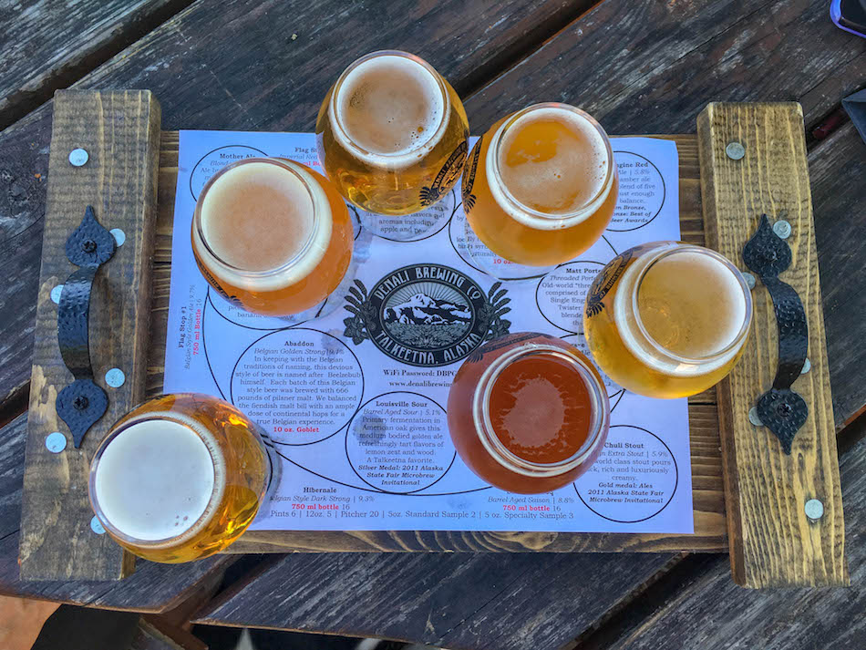 Denali Brewing Talkeetna Alaska Craft Beer, Cider, and Brewing Guide