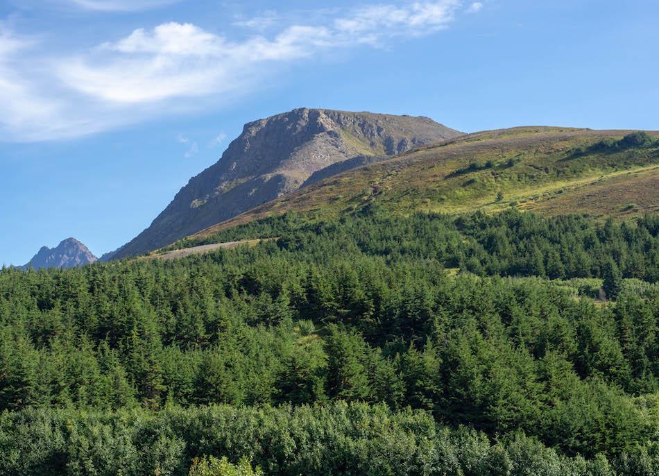flat top mountain hiking anchorage alaska outdoor
