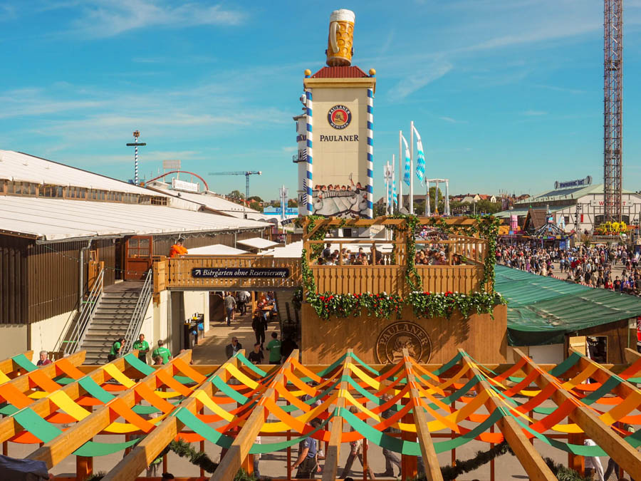 Paulaner Oktoberfest Introverts Guide