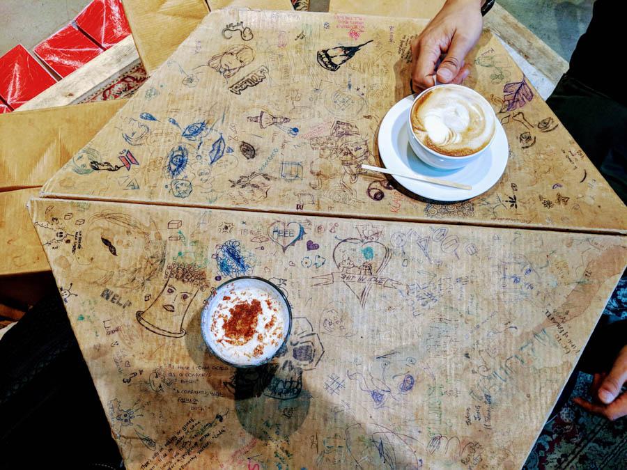 lost weekend cafe in Munich, Germany