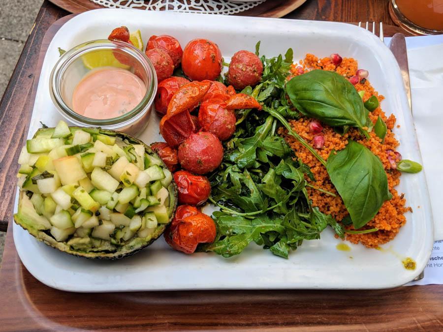 munich vegan good