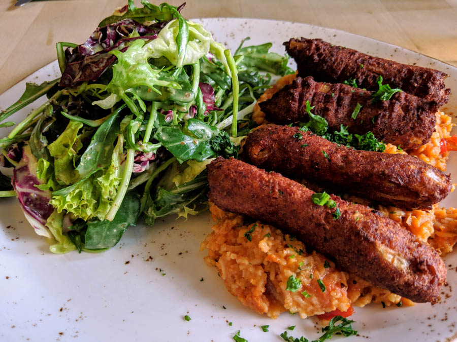 Max Pett Vegan food in Munich