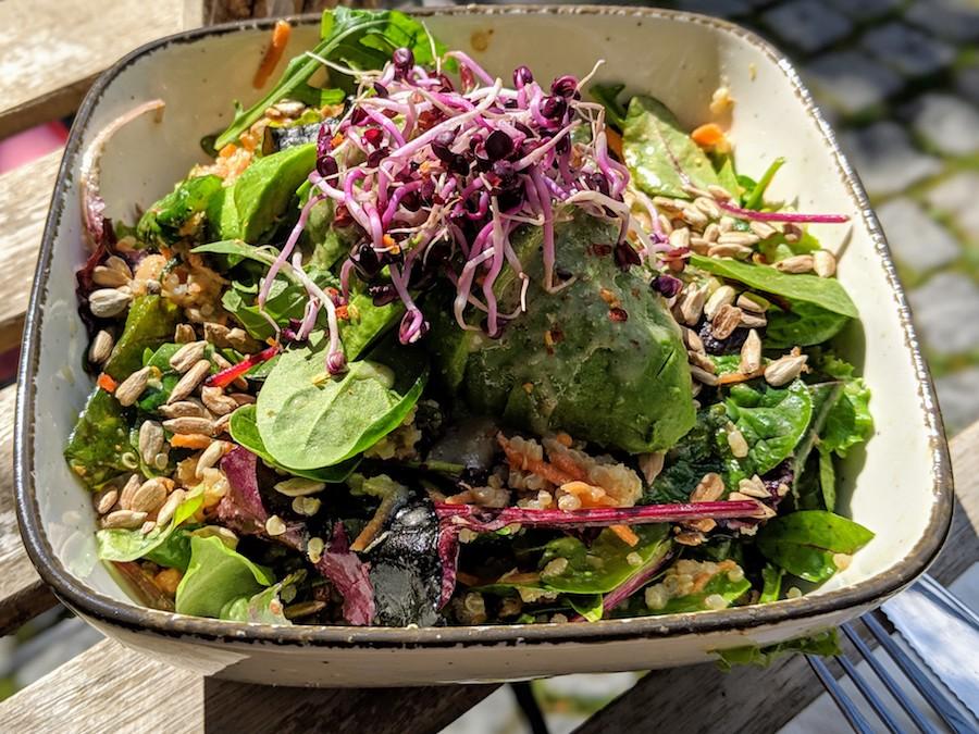 Munich Vegetarian and Vegan Food Emmi's Kitchen