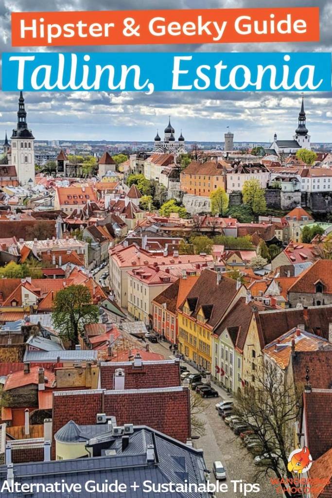 Hipster and Geeky Guide to Tallinn Estonia
