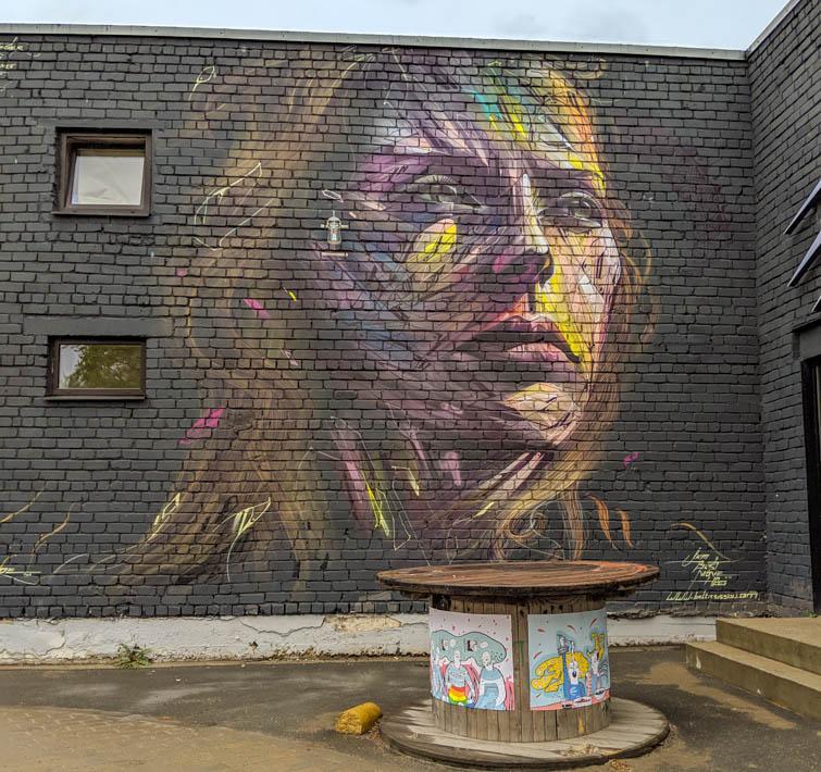 Tallinn Creative City Street art