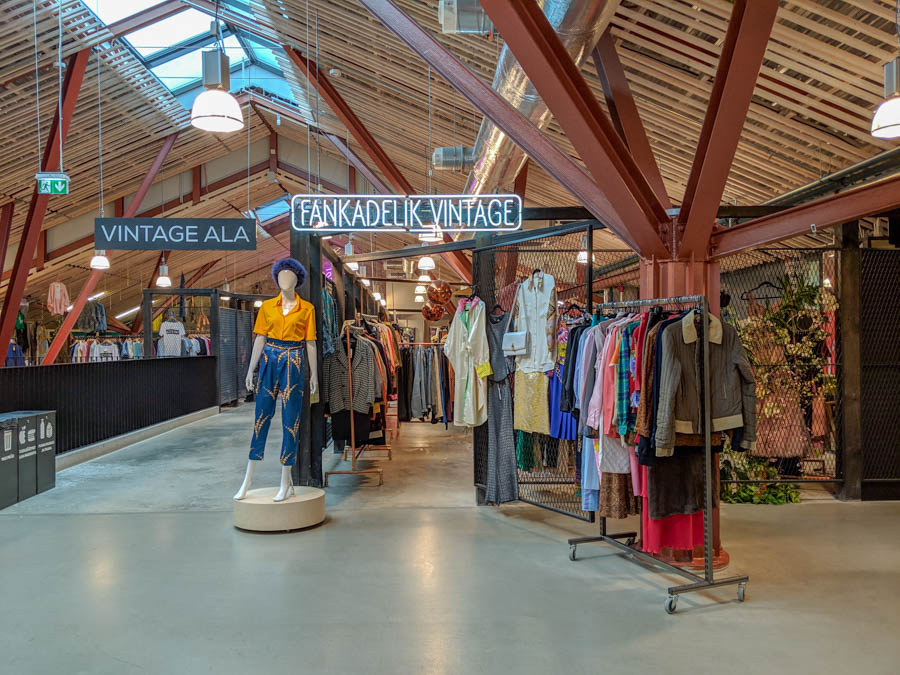 Tallinn vintage and thrift stores