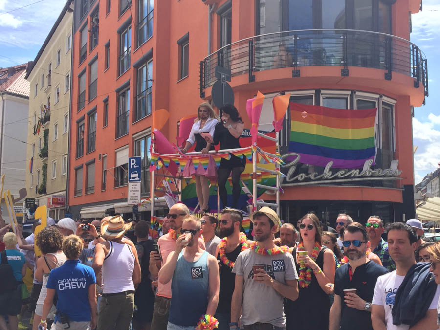 Munich Pride Christopher Street Day