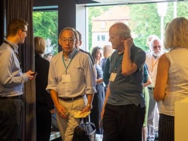 Nobel Laureates Lindau Meetings Lake Constance