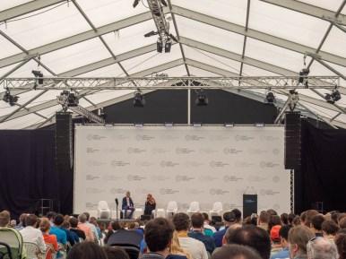 Tawakkol Karman, a Nobel Peace Prize Laureate