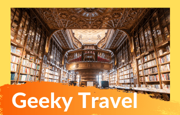 Geek Travel Guides