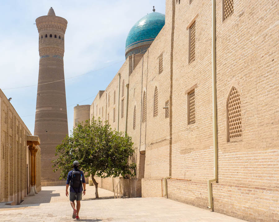 Uzbekistan travel tips things to know