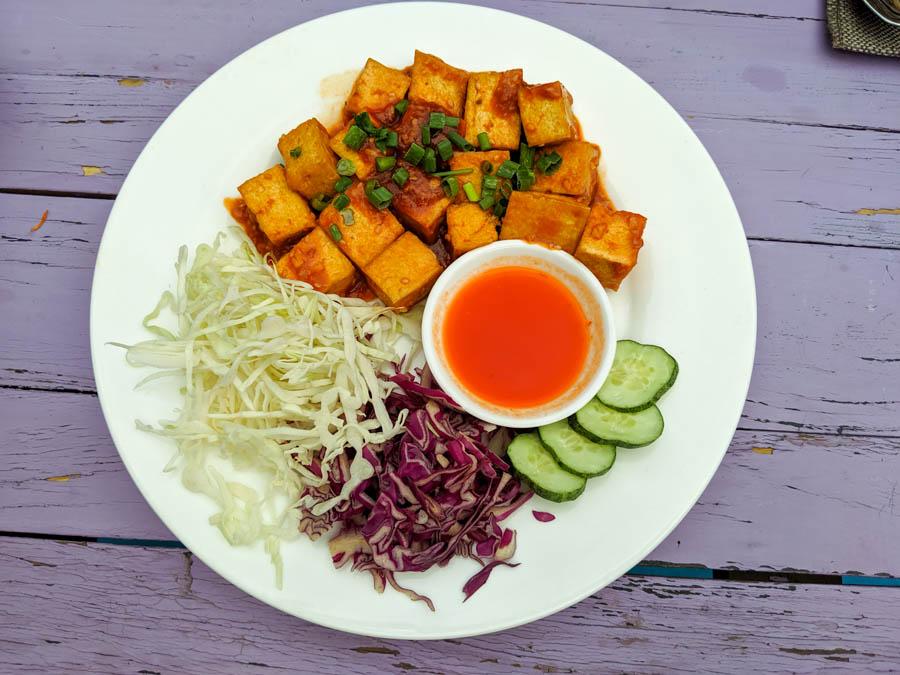 vegan vegetarian food guide to kyrgyzstan