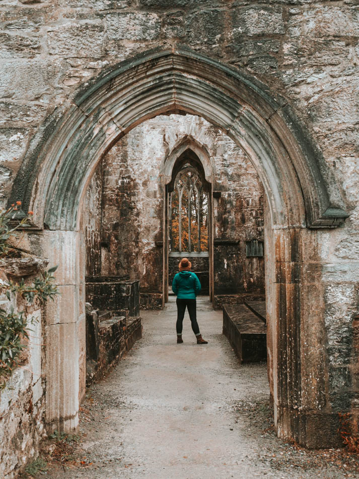 Muckross Abby Wild Atlantic Way Ireland