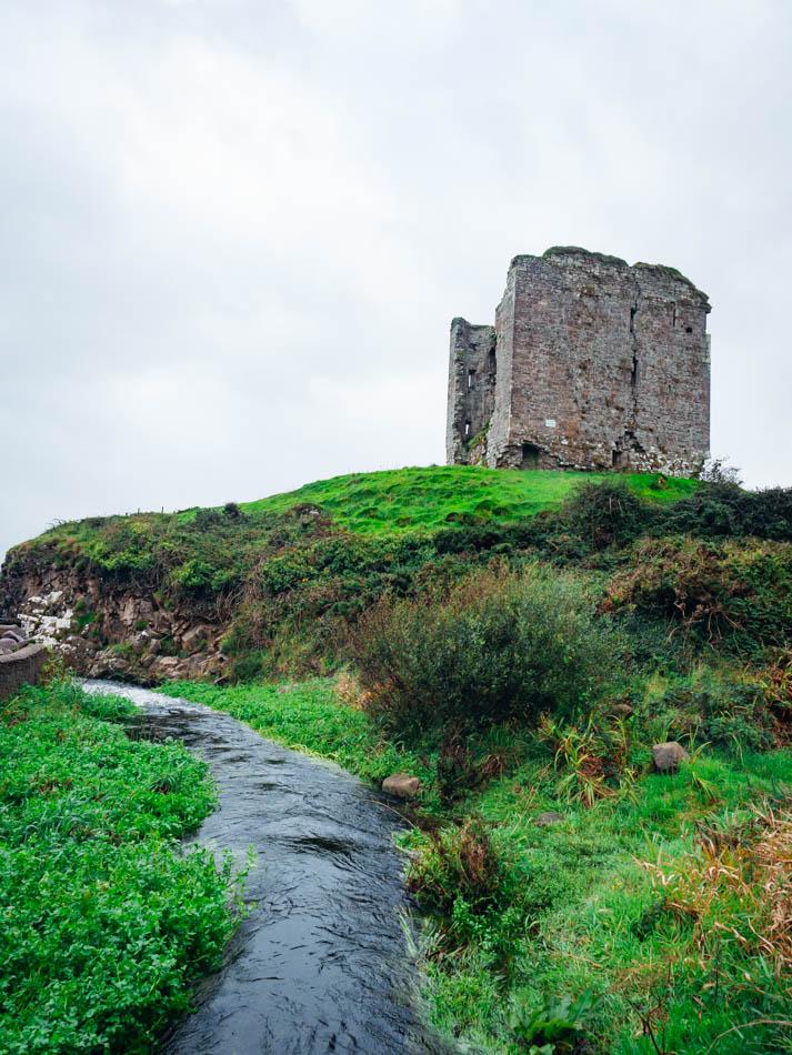 Irish Castle Wild Atlantic Way