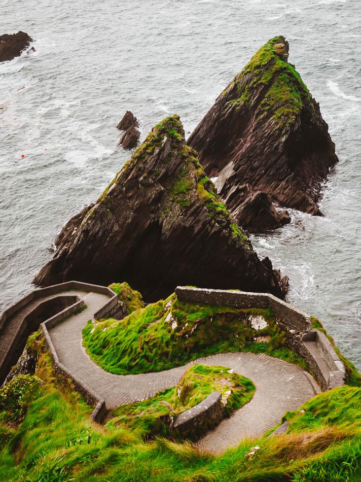 Dunquin Harbon Dingle Ireland